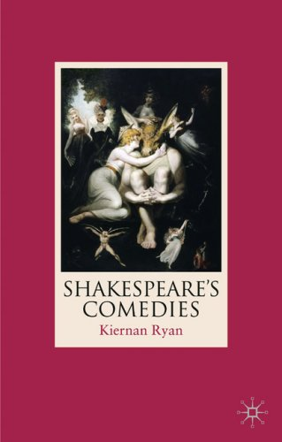 Shakespeare's Comedies   2009 edition cover