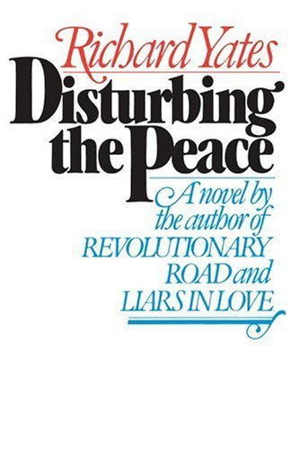 Disturbing the Peace  N/A edition cover