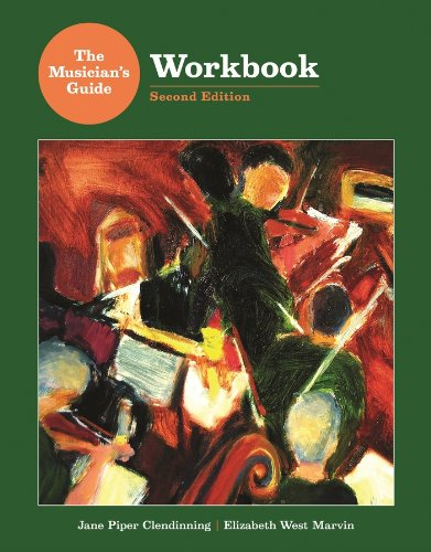 Musician's Guide Workbook  2nd (Workbook) 9780393931327 Front Cover