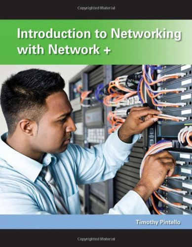 Introduction to Networking with Network+  5th 2013 edition cover
