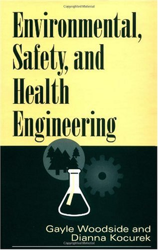 Environmental, Safety, and Health Engineering   1997 edition cover