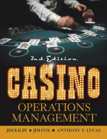 Casino Operations Management  2nd 2005 (Revised) 9780471266327 Front Cover