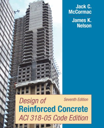 Design of Reinforced Concrete  7th 2006 (Revised) edition cover