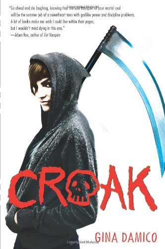 Croak   2012 9780547608327 Front Cover