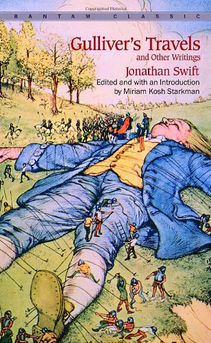 Gulliver's Travels and Other Writings   1962 edition cover