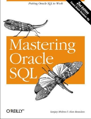 Mastering Oracle SQL  2nd 2004 edition cover