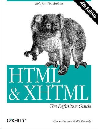HTML and XHTML  6th 2006 (Revised) edition cover