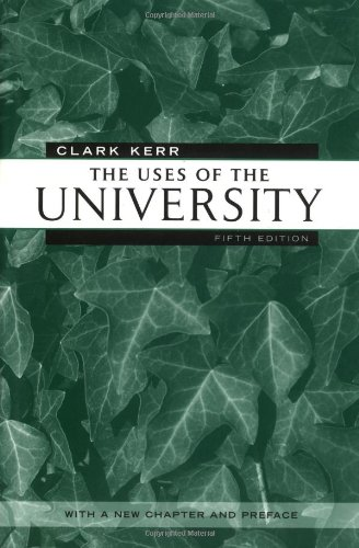 Uses of the University  5th 2001 edition cover