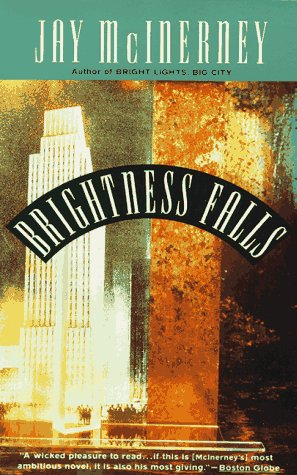 Brightness Falls   1993 edition cover