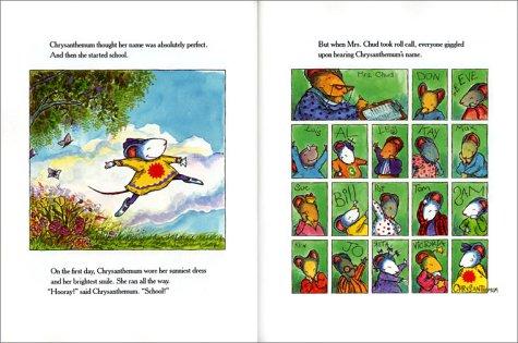 Chrysanthemum   1991 edition cover