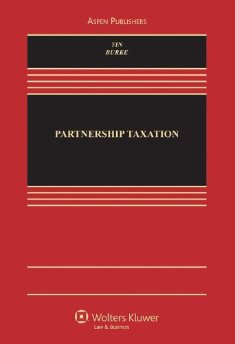 Taxation of Partnerships   2009 edition cover