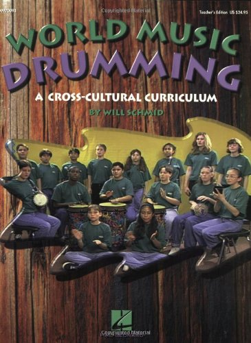 World Music Drumming 1st 1998 edition cover