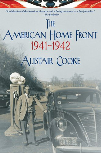 American Home Front 1941-1942 N/A edition cover