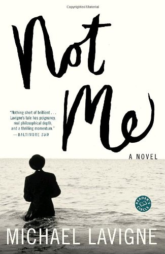 Not Me  N/A edition cover