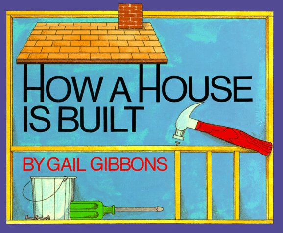 How a House Is Built  N/A edition cover