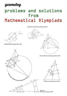Geometry Problems and Solutions from Mathematical Olympiads  0 edition cover