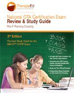 National OTA Certification Exam Review and Study Guide  2nd 2010 edition cover