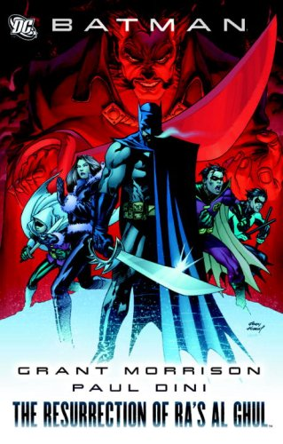Resurrection of Ra's Al Ghul   2008 9781401220327 Front Cover