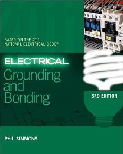 Electrical Grounding and Bonding  3rd 2012 edition cover