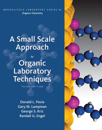 Small Scale Approach to Organic Laboratory Techniques  3rd 2011 edition cover