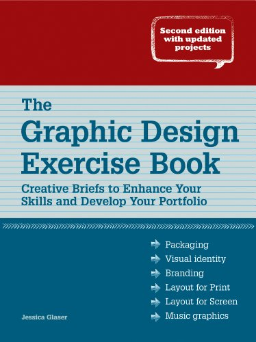 Graphic Design Exercise Book - Revised Edition   2014 edition cover