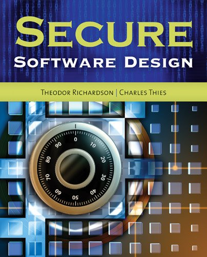 Secure Software Design   2013 edition cover