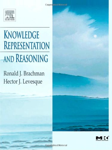 Knowledge Representation and Reasoning   2003 edition cover