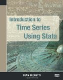 Introduction to Time Series Using Stata   2013 edition cover