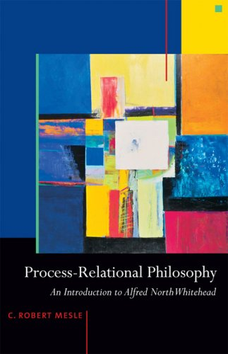 Process-Relational Philosophy An Introduction to Alfred North Whitehead  2007 edition cover