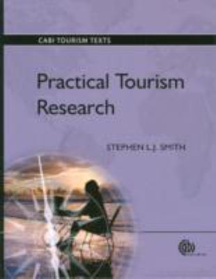 Practical Tourism Research   2010 9781845936327 Front Cover