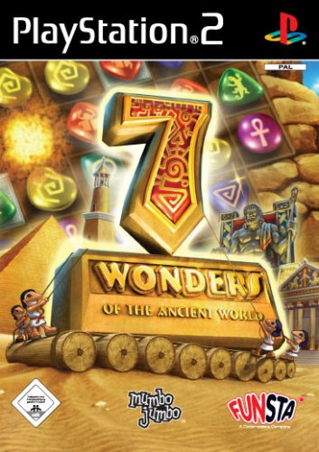 7 Wonders of the Ancient World PlayStation2 artwork