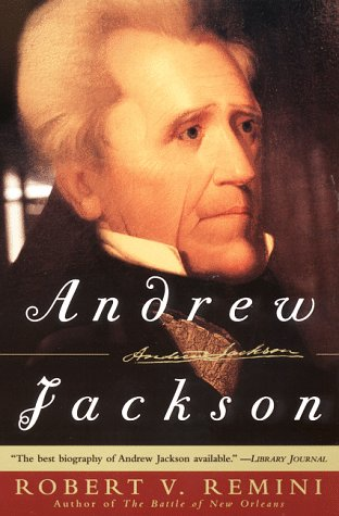 Andrew Jackson   1999 (Reprint) edition cover