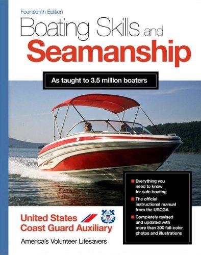 Boating Skills and Seamanship  14th 2013 edition cover