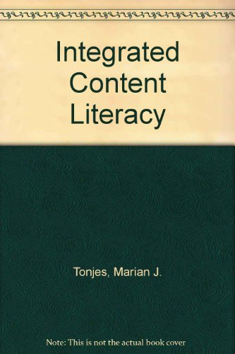 Integrated Content Literacy 4th 1999 edition cover
