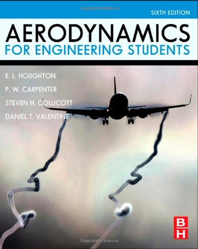 Aerodynamics for Engineering Students  6th 2012 edition cover