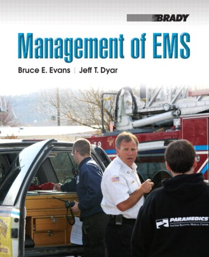 Management of EMS   2010 edition cover