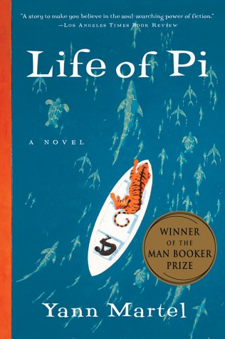 Life of Pi   2001 9780156027328 Front Cover