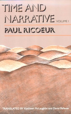 Time and Narrative   1984 (Reprint) edition cover