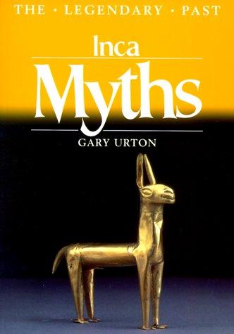Inca Myths   1999 edition cover