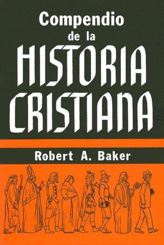 Compendio de la Historia Cristiana Reprint edition cover