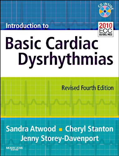Introduction to Basic Cardiac Dysrhythmias  4th 2011 (Revised) edition cover