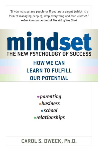 Mindset The New Psychology of Success  2008 9780345472328 Front Cover