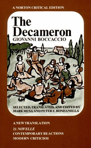 Decameron  N/A edition cover