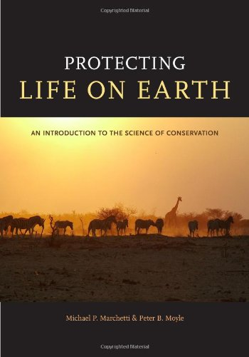 Protecting Life on Earth An Introduction to the Science of Conservation  2010 edition cover
