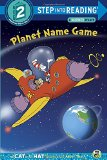 Planet Name Game (Dr. Seuss/Cat in the Hat)   2015 9780553497328 Front Cover