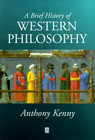 Brief History of Western Philosophy  1998 edition cover