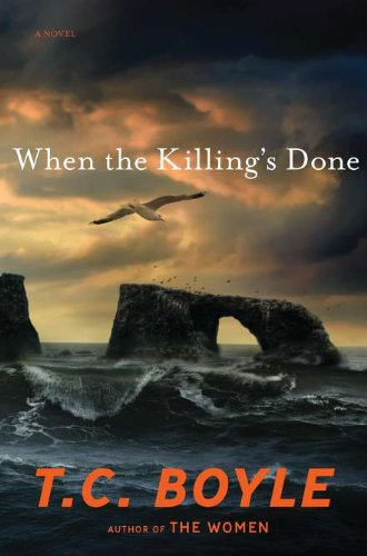 When the Killing's Done  N/A edition cover
