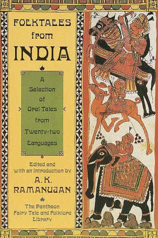 Folktales from India  Reprint edition cover