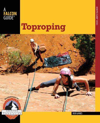 Toproping   2012 edition cover
