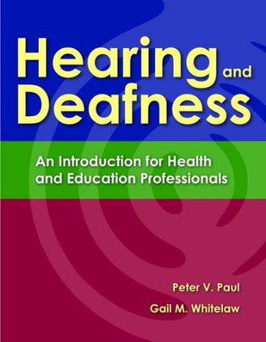Hearing and Deafness   2011 (Revised) edition cover